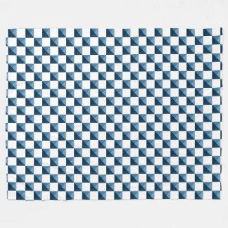 Sombras de los azules marinos ligeros azules del manta polar