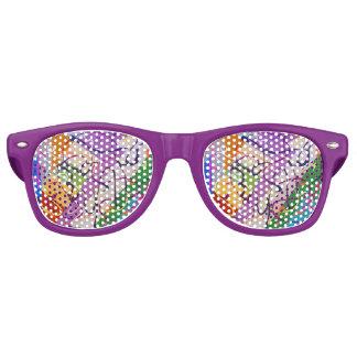 Sombras del fiesta de Peecasso Gafas De Sol