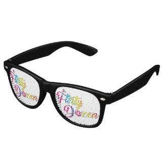 Sombras del fiesta del logotipo del FD Gafas De Sol