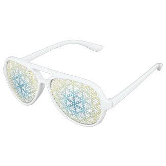 ¡Sombras enérgicas de la alineación! Gafas De Sol