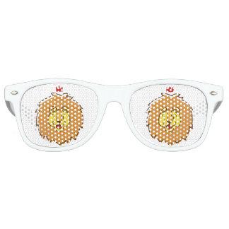 Sombras frescas de la historia gafas de fiesta