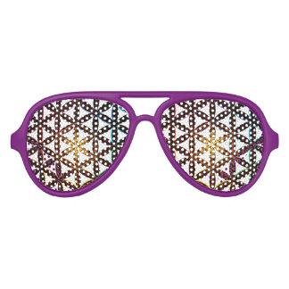 ¡Sombras galácticas de Vision! Gafas De Fiesta