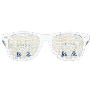 Sombras refrescadas gafas de fiesta