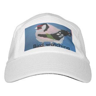 Sombrero abstracto de la observación de pájaros de gorra de alto rendimiento