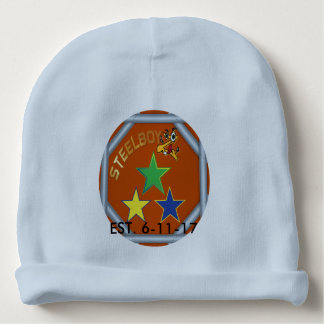 Sombrero de la gorrita tejida del bebé del gorrito para bebe
