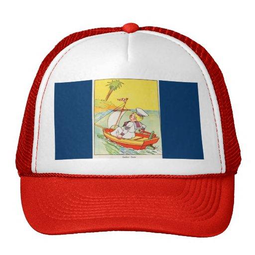 Sombrero de Sam del marinero Gorras De Camionero