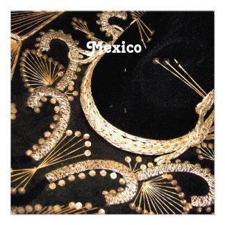 Sombrero mexicano comunicados personales