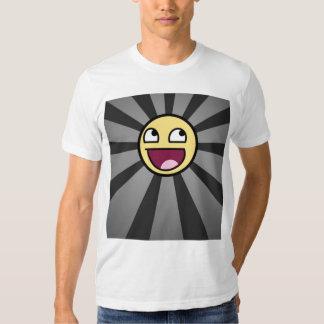 ¡Someones feliz! Camisetas