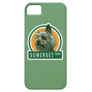 """Somerset caso del iPhone 5 del """"EL Chico"""" iPhone 5 Cárcasas"""