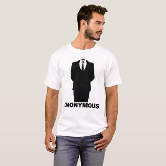 - Somos anónimos - camisa de chico anónima