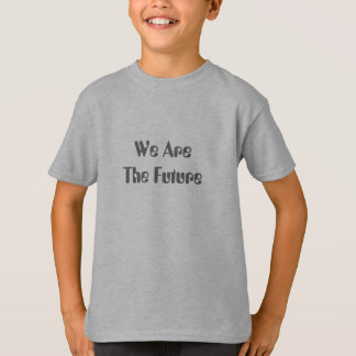 Somos el futuro camisetas