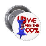 Somos estrella de levantamiento del 99% pin