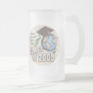 Somos los regalos hechos 2009 de la camisa de la g tazas de café
