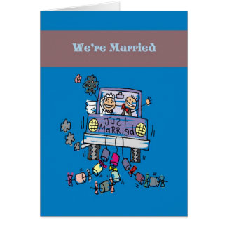 Somos tarjeta casada