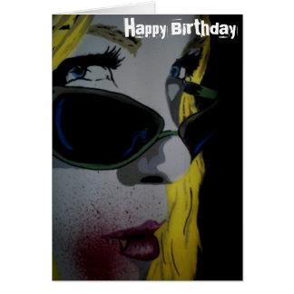 """""""Somwhere, en la tarjeta de cumpleaños del 2:15"""""""