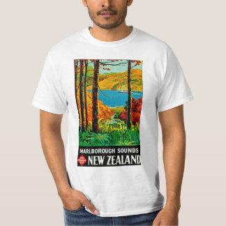 Sonidos de Marlborough Camiseta