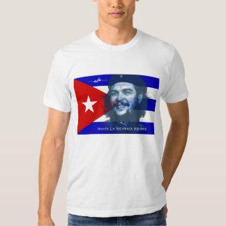 Sonrisa de Che Guevara Camisas
