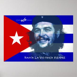 Sonrisa de Che Guevara Posters