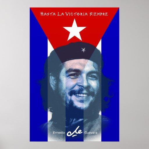 Sonrisa de Che Guevara Impresiones