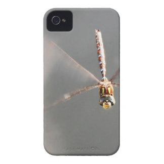 Sonrisa de la libélula funda para iPhone 4