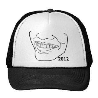 Sonrisa de Obama 2012 Gorro