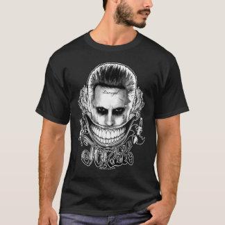 Sonrisa del comodín del pelotón el | del suicidio camiseta
