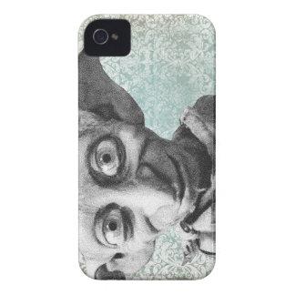 Sonrisa del Dobby iPhone 4 Protectores