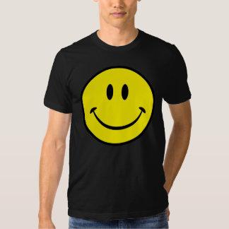 Sonrisa grande camisetas