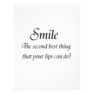 Sonrisa… St K Tarjetones