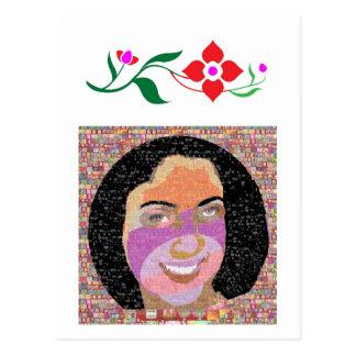 Sonrisa y matanza:    Princesa SONA Roopa Postal