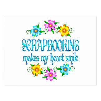 Sonrisas de Scrapbooking Postales