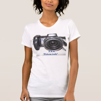 """Sony, A.K.A. """"señora de la imagen """" Camisetas"""