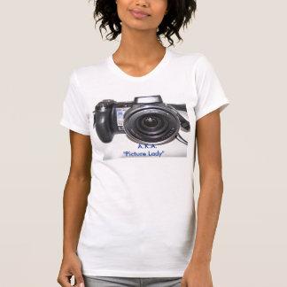 """Sony, A.K.A. """"señora de la imagen """" Camiseta"""
