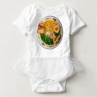 Sopa de fideos de los Ramen del cerdo Body Para Bebé