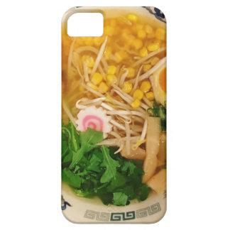 Sopa de fideos de los Ramen del cerdo Funda Para iPhone SE/5/5s