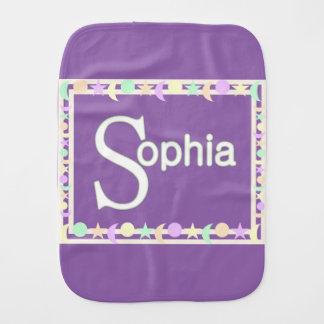 Sophia Paños De Bebé