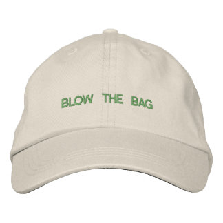Sople el gorra del bolso