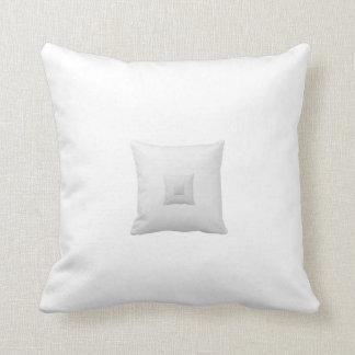soporte con una imagen de una almohada en ella
