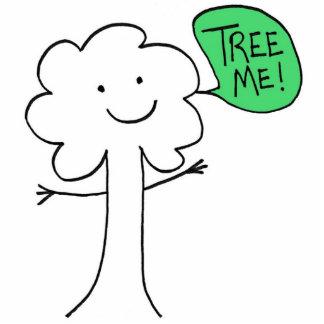Soporte de TreeMe Esculturas Fotográficas
