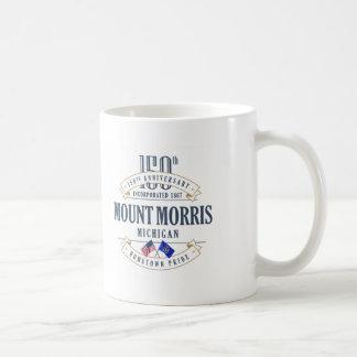 Soporte Morris, 150a taza del aniversario de