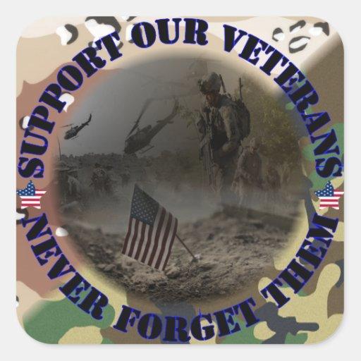 Soporte our Veterans… EE.UU.