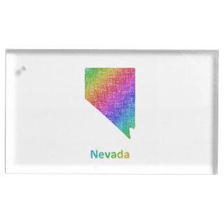 Soporte Para Tarjetas De Mesa Nevada