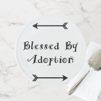 Soporte Para Tartas Bendecido por la adopción - acogida