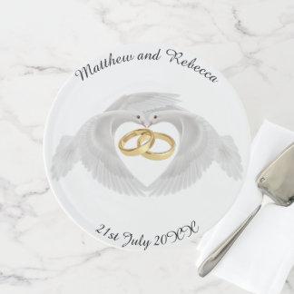 Soporte Para Tartas Boda personalizado
