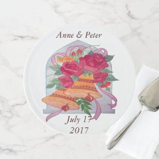 """Soporte Para Tartas De """"soporte de la torta Belces de boda"""" del"""