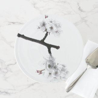 Soporte Para Tartas La placa dulce del postre personaliza destinos del