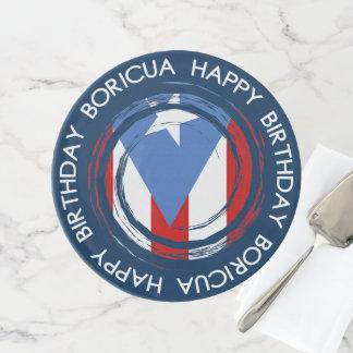 Soporte Para Tartas Puerto Rico: Tema de la bandera: Cumpleaños