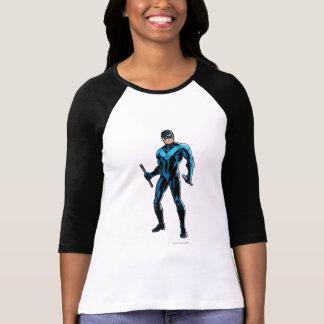Soportes de Nightwing Camiseta