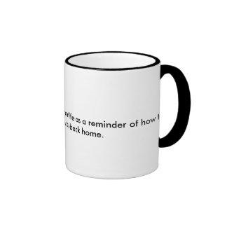 Sorba y savor sus aventuras tazas de café