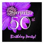 SORPRENDA la 50.a margarita púrpura W1874 de la Comunicados
